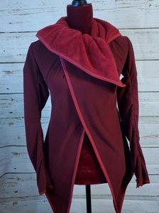 Lululemon presence of mind draping jacket size 2
